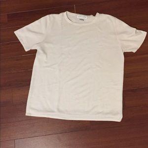 Casual corner cream shirt